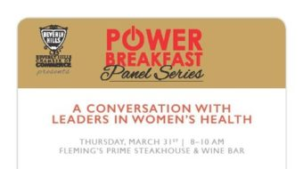 BH Chamber of Commerce – Power Breakfast Panel Series