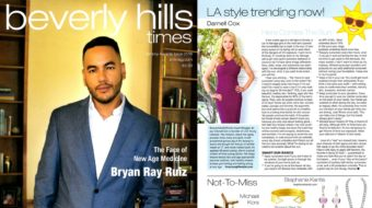 New Publication in Beverly Hills Times Magazine