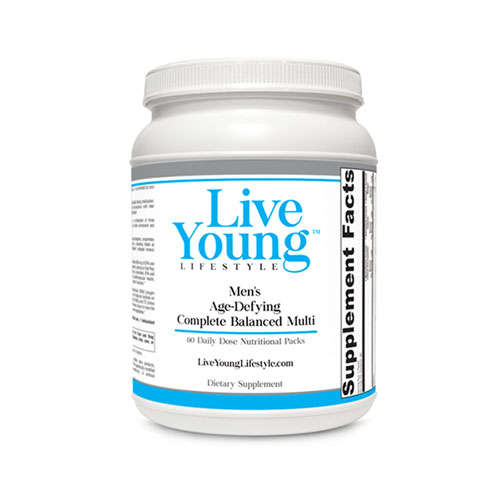 Men's Anti-Aging Multi Vitamin