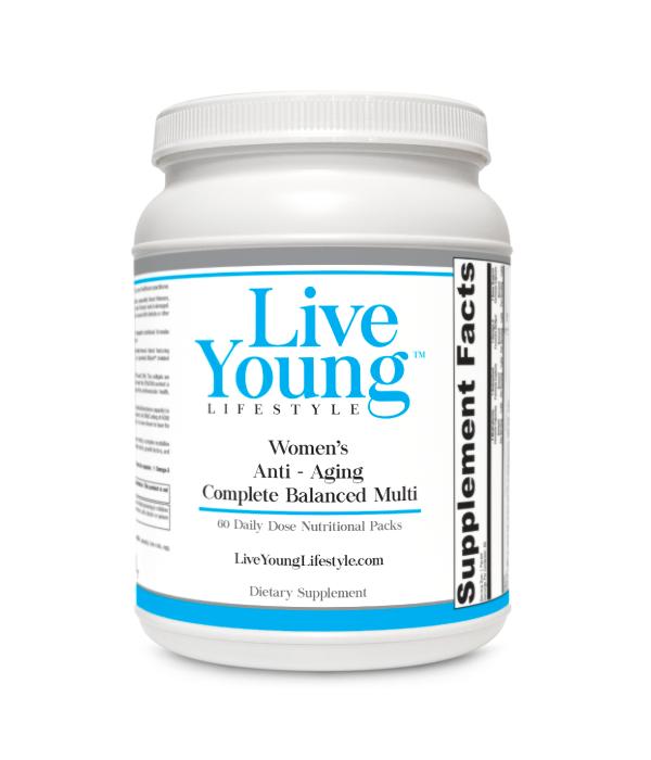 Women's Anti-Aging Multi Vitamin