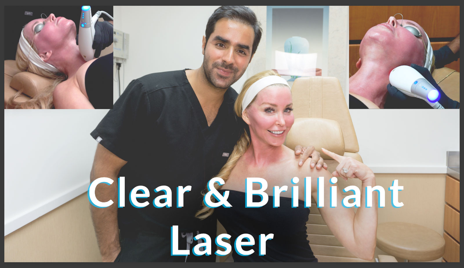 The Clear & Brilliant Laser with Dr. Bashey