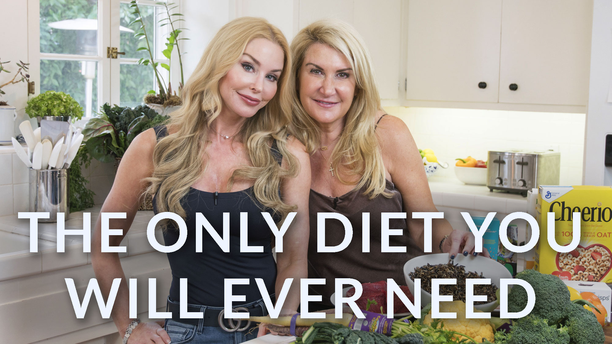 The Only Diet You Will Ever Need